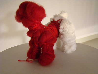 Repaired cuddly toy, Olivier Oosterbaan