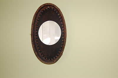 Repaired mirror, Adina Luncan