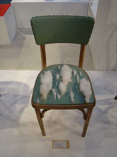 With your Chair in the Clouds, Nathalie Tappin